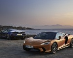 2020 McLaren GT (Color: Burnished Copper) Front Three-Quarter Wallpapers 150x120 (46)