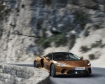 2020 McLaren GT (Color: Burnished Copper) Front Three-Quarter Wallpapers 150x120 (39)