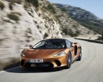 2020 McLaren GT (Color: Burnished Copper) Front Wallpapers 150x120 (32)