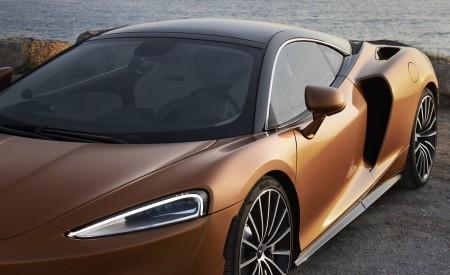 2020 McLaren GT (Color: Burnished Copper) Headlight Wallpapers 450x275 (55)