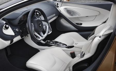 2020 McLaren GT (Color: Burnished Copper) Interior Seats Wallpapers 450x275 (64)