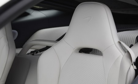 2020 McLaren GT (Color: Burnished Copper) Interior Seats Wallpapers 450x275 (65)
