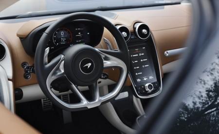 2020 McLaren GT (Color: Burnished Copper) Interior Wallpapers 450x275 (59)