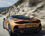 2020 McLaren GT (Color: Burnished Copper) Rear Wallpapers 150x120 (34)