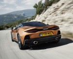 2020 McLaren GT (Color: Burnished Copper) Rear Wallpapers 150x120 (35)