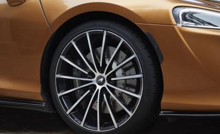 2020 McLaren GT (Color: Burnished Copper) Wheel Wallpapers 450x275 (56)