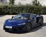 2020 McLaren GT (Color: Namaka Blue) Front Three-Quarter Wallpapers 150x120 (13)