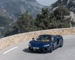 2020 McLaren GT (Color: Namaka Blue) Front Three-Quarter Wallpapers 150x120 (11)