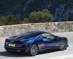 2020 McLaren GT (Color: Namaka Blue) Rear Three-Quarter Wallpapers 150x120 (8)