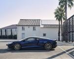2020 McLaren GT (Color: Namaka Blue) Side Wallpapers 150x120 (21)