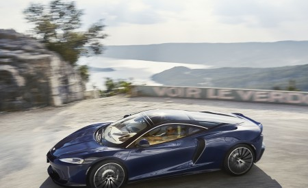 2020 McLaren GT Wallpapers HD