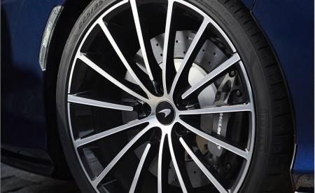 2020 McLaren GT (Color: Namaka Blue) Wheel Wallpapers 450x275 (22)