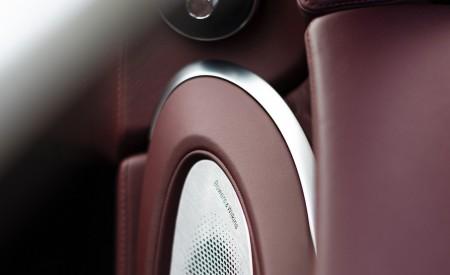 2020 McLaren GT (Color: Viridian) Interior Detail Wallpapers 450x275 (86)