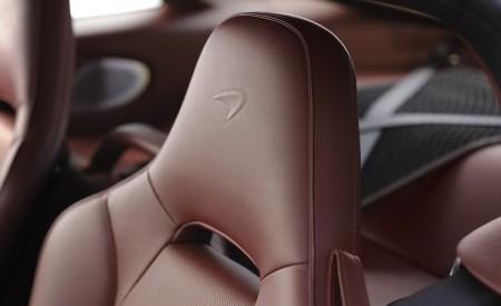 2020 McLaren GT (Color: Viridian) Interior Detail Wallpapers 450x275 (87)
