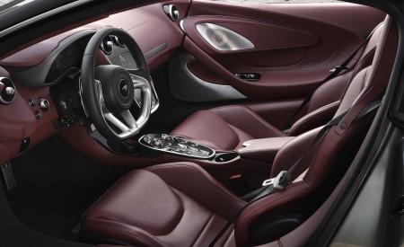 2020 McLaren GT (Color: Viridian) Interior Wallpapers 450x275 (85)