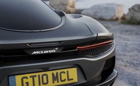 2020 McLaren GT (Color: Viridian) Tail Light Wallpapers 450x275 (79)