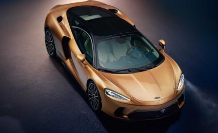 2020 McLaren GT Front Three-Quarter Wallpapers 450x275 (91)