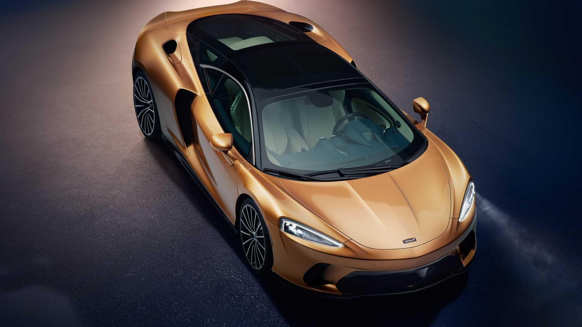 2020 McLaren GT Front Three-Quarter Wallpapers (3)