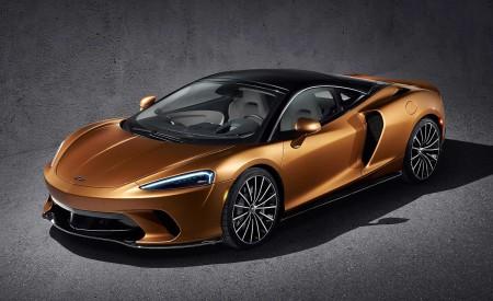 2020 McLaren GT Front Three-Quarter Wallpapers 450x275 (92)