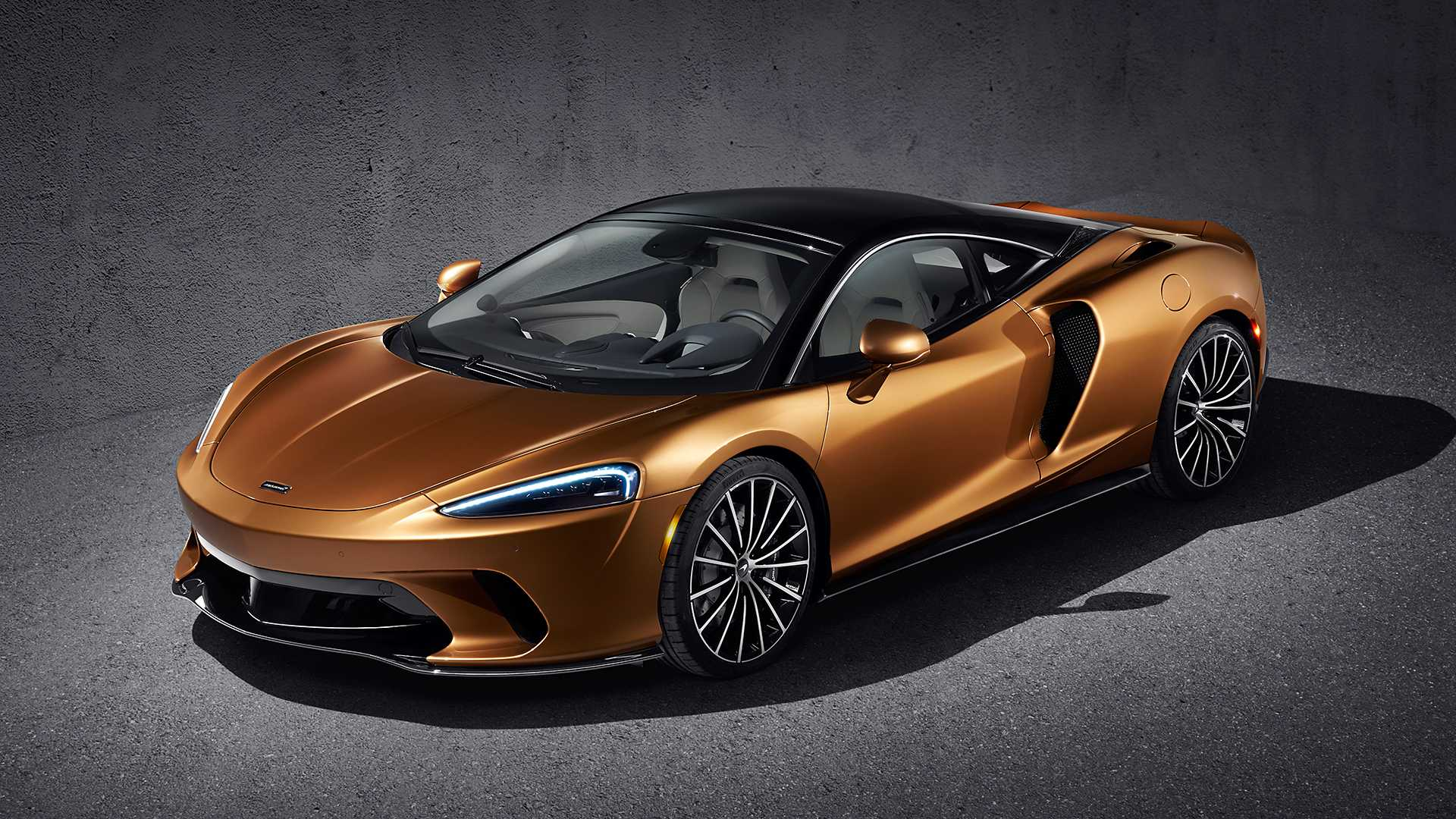 2020 McLaren GT Front Three-Quarter Wallpapers (4)