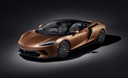 2020 McLaren GT Front Three-Quarter Wallpapers 450x275 (93)