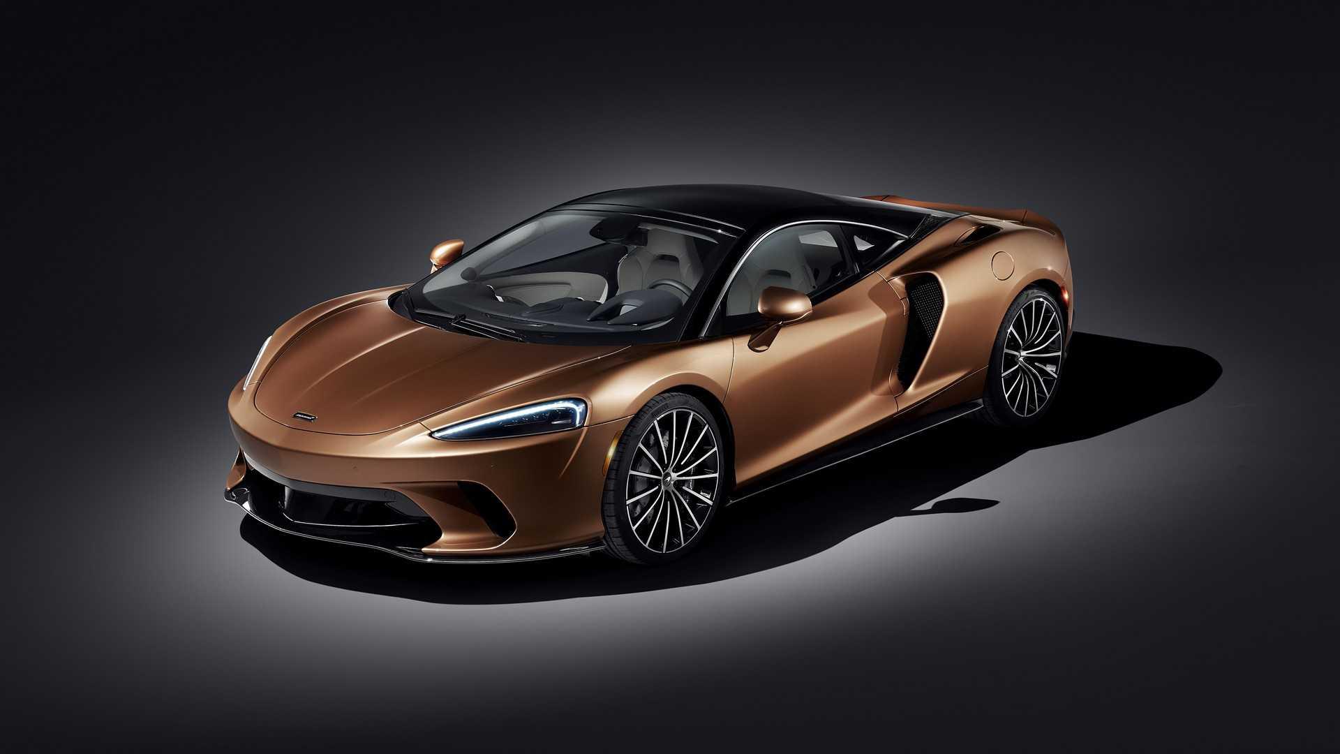 2020 McLaren GT Front Three-Quarter Wallpapers (5)