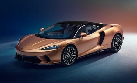 2020 McLaren GT Front Three-Quarter Wallpapers 450x275 (95)