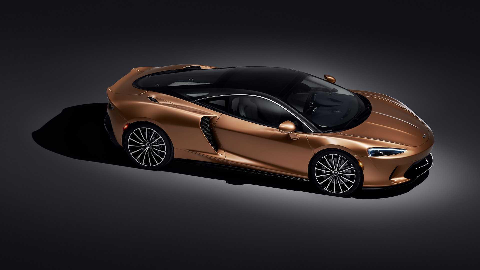 2020 McLaren GT Front Three-Quarter Wallpapers (6)