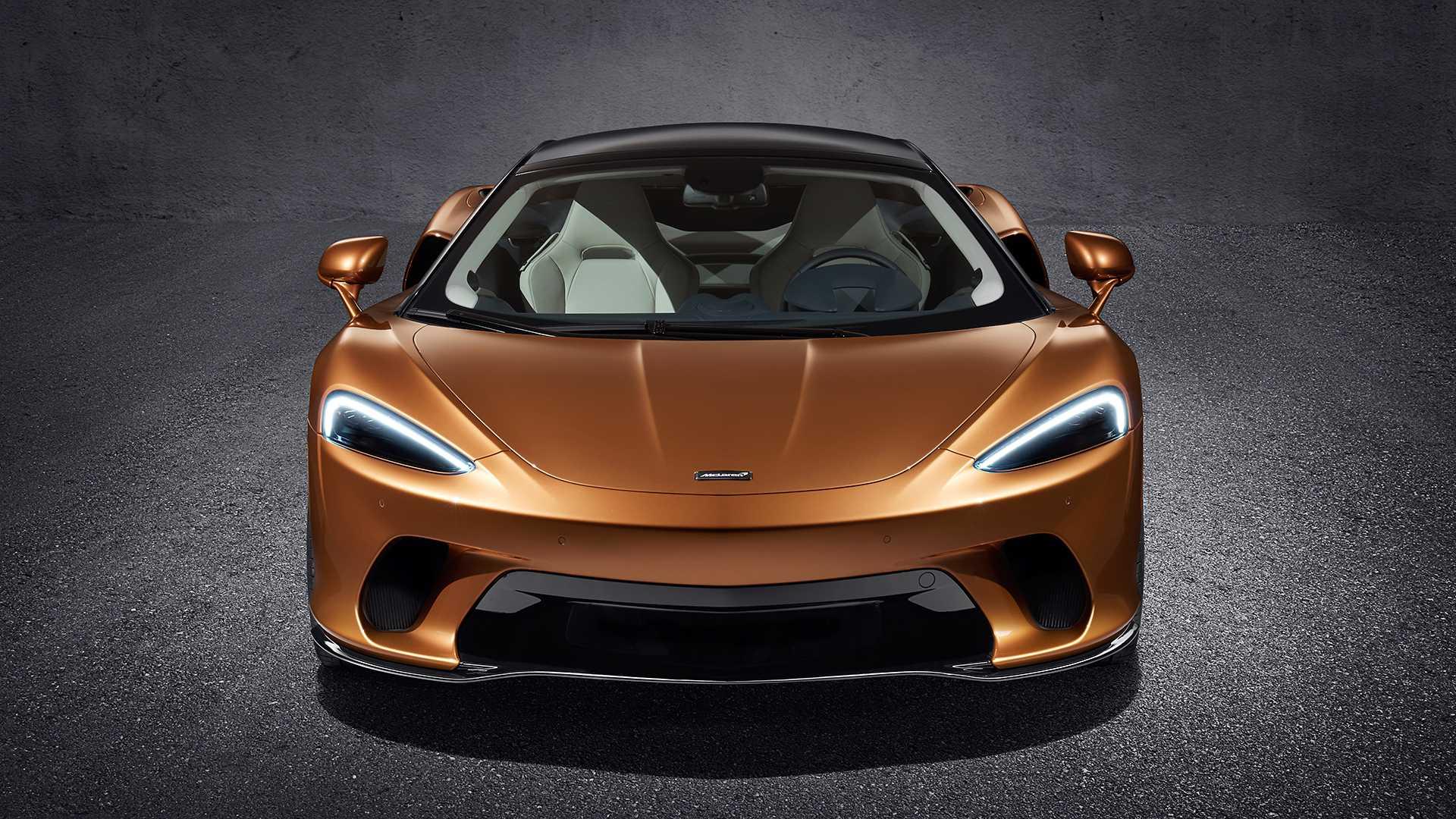 2020 McLaren GT Front Wallpapers (8)