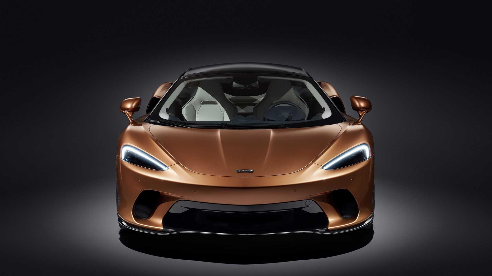 2020 McLaren GT Front Wallpapers (10)