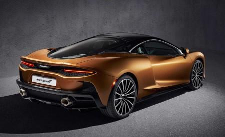 2020 McLaren GT Rear Three-Quarter Wallpapers 450x275 (100)