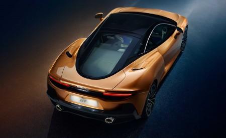 2020 McLaren GT Rear Three-Quarter Wallpapers 450x275 (101)