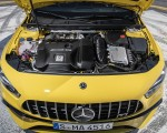 2020 Mercedes-AMG A 45 S 4MATIC+ (Color: Sun Yellow) Engine Wallpapers 150x120 (40)