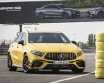 2020 Mercedes-AMG A 45 S 4MATIC+ (Color: Sun Yellow) Front Wallpapers 150x120 (17)