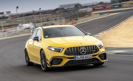 2020 Mercedes-AMG A 45 Wallpapers HD