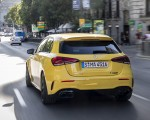 2020 Mercedes-AMG A 45 S 4MATIC+ (Color: Sun Yellow) Rear Wallpapers 150x120 (26)