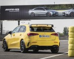 2020 Mercedes-AMG A 45 S 4MATIC+ (Color: Sun Yellow) Rear Wallpapers 150x120 (20)