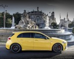 2020 Mercedes-AMG A 45 S 4MATIC+ (Color: Sun Yellow) Side Wallpapers 150x120 (37)