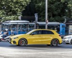 2020 Mercedes-AMG A 45 S 4MATIC+ (Color: Sun Yellow) Side Wallpapers 150x120 (28)