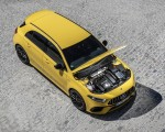 2020 Mercedes-AMG A 45 S 4MATIC+ (Color: Sun Yellow) Top Wallpapers 150x120 (39)