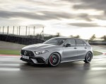 2020 Mercedes-AMG A 45 S 4MATIC+ Front Three-Quarter Wallpapers 150x120 (47)