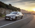 2020 Mercedes-AMG A 45 S 4MATIC+ Front Three-Quarter Wallpapers 150x120 (48)
