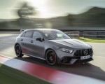 2020 Mercedes-AMG A 45 S 4MATIC+ Front Three-Quarter Wallpapers 150x120 (49)