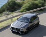 2020 Mercedes-AMG A 45 S 4MATIC+ Front Three-Quarter Wallpapers 150x120 (50)