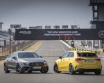 2020 Mercedes-AMG A 45 S 4MATIC+ and CLA 45 AMG Wallpapers 150x120 (21)