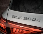 2020 Mercedes-Benz GLE 300d (UK-Spec) Badge Wallpapers 150x120 (36)