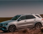 2020 Mercedes-Benz GLE 300d (UK-Spec) Front Three-Quarter Wallpapers 150x120 (26)