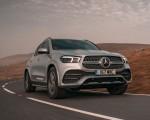 2020 Mercedes-Benz GLE 300d (UK-Spec) Front Three-Quarter Wallpapers 150x120 (5)