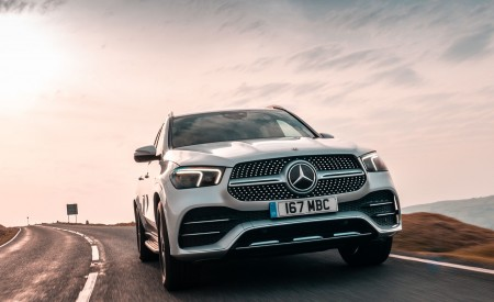 2020 Mercedes-Benz GLE (UK-Spec) Wallpapers HD