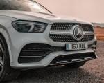 2020 Mercedes-Benz GLE 300d (UK-Spec) Grill Wallpapers 150x120 (35)